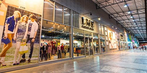BEE HIVE Lifestyle Mall